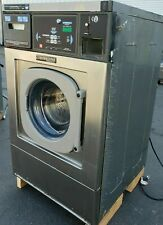 Continental Girbau Front Load Washer 20Lb Coin Op,120V 1Ph, S/N:1432493A08 [Ref]