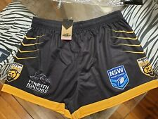 Bears Rugby League Onfield Players Shorts LARGE