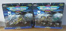 Micro machines Babylon 5 sets 1 & 2 original box unopened collectable