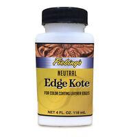 Fiebing's Edge Kote Neutral 4 oz Edge Finish