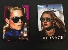 "Versace Sunglasses 5x7"" Display Poster X2"