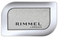 Rimmel Magnif'eyes eyeshadow, Mono, 026 Zinc Me, Metallic Silver Eyeshadow, New