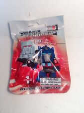 TRANSFORMERS-SERIES 1-COLLECTIBLE FIGURINE & 3D PUZZLE PIECE CARD-BNIP! G