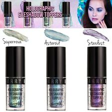 Barry M Holographic EyeShadow Toppers 4 Iridescent Burst Rainbows Eye Shades