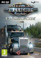 American Truck Simulator Add-on: Oregon PC DVD NEW