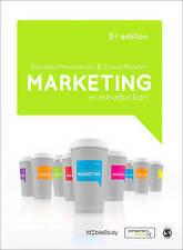 Marketing: An Introduction, Pickton, David, Masterson, Rosalind, New, Paperback