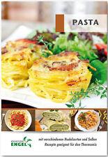 Pasta - Rezepte geeignet für Thermomix TM5 TM31 Nudel Nudeln Soßen All in One