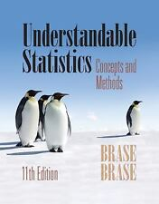 Understandable statistics: concepts and methods by Brase, Charles Henry, Brase,