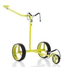 """Jucad Golf """" Verde Mostro """" Trolley-Elettrico/Elettro-Caddy/E-Carrello Aus Titan"""