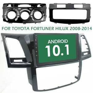 For Toyota Fortuner Hilux 05-14 Android 10.1 2+32GB Stereo Radio Navigation Unit