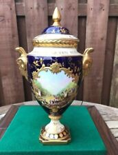 Vase Decorative Coalport Porcelain & China