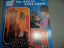 Vintage The Regal Pine Cone Paperback Instruction Book