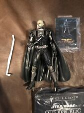 "Star Wars The Old Republic Exclusive Gentle Giant Darth Malgus 9"" Statue SWTOR"