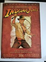 The Adventures of Indiana Jones : Complete Collection Set (DVD 2003)