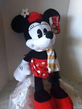"Disney - Holiday Minnie Mouse Plush - 18"""