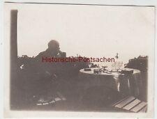 (F4856) Orig. Foto Gütsch, auf der Terrasse, 1925