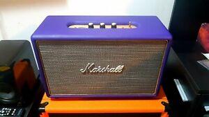 Marshall Hanwell Purple Limited Edition Active Speaker