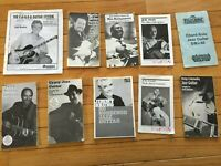 Lot of 10 Hot Licks (& Other) Sheet Music Jazz Guitar Booklets - No Video or CDs