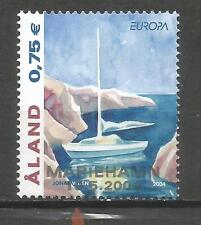 Cept / Europa   2004        Aland   gest.