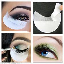 10Pcs Under Eye Shadow Shields Patches Mascara Eyelash Guard Protection Pads