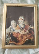 New listing Vintage Compact Cigarette Case Turned Photograph Holder