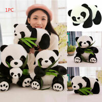 Plush Cuddly Critters Panda Bamboo Cute Soft Toy Children Christmas Gift #G5S