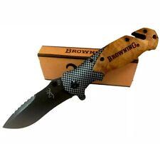 Couteau Pliant, Couteau Multifonction, Couteau de  Poche, exterieur survie