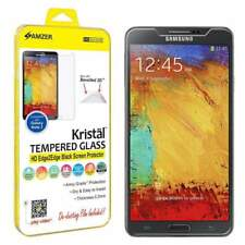 AMZER HIGH QUALITY TEMPERED GLASS HD SCREEN PROTECTOR FOR SAMSUNG GALAXY NOTE 3