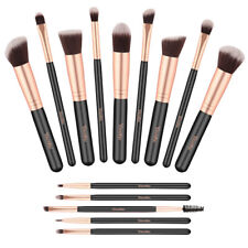 14pcs Pro Makeup Brush Set Powder Eyeshadow Eyebrow Face Blush Lip Brushes