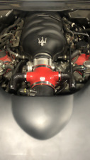 Maserati GranTurismo - QP Upgraded Air Intake (RED - Intake Only)