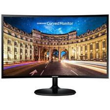 SAMSUNG Monitor PC Curvo da 24 C24F390 1920x1080 Tempo di risposta 4ms Luminosit