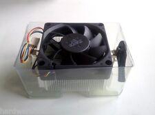 5 Stk. AMD - FHSA7015B Aluminum Heat Sink and Fan - 12V - 0,3A - bulk