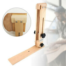 Leather Craft Stitching Lacing Pony Horse Table Clamp Diy Sewing Wood Tool Sale