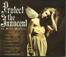 Various: [Made in UK 1989] Protect The Innocent - 30 Metal Monsters      2CD Box