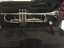Fever Trumpet Nickel Silver with Case and Mouthpiece