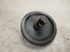Vintage South Bend Metal Lathe Change Gear 80t Tooth 1 Bore 587 Dia 8