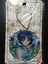 Plex Bishoujo Senshi Sailor Moon Crystal Mercury Acrylic Ball Key Chain Charm