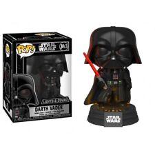 Caja Protectora + 35519 FUNKO POP! Star Wars - Figura Electrónica Darth Vader...