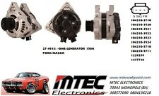 Alternator Marelli Mazda 3 Ford Focus 2 Cmax Kuga Volvo V50 V30 104210-2710