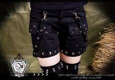 Punk Rock Heavy Metal Emo Radirgy Noa Massive Unisex Rivet Work Shorts Ga250 S