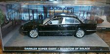 James bond car collection Daimler Super Eight , Quantum of Solace