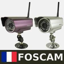 Caméra Foscam FI8904W IP WiFi exterieure IR Livebox Neufbox Freebox