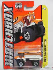 MATCHBOX 2013 MBX  COLLECTION SOWING MACHINE  YELLOW W+