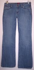 Jimmy Z Jeans 11 / 12 Long Stretch Denim Vintage Wash Boyfriend Fit Surfer Pants