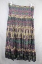 Unbranded Animal Print Machine Washable Long Skirts for Women