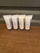 dermalogica skin smoothing cream 4 x 7ml Travel Size Tubes New & Sealed