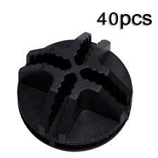 LANGRIA Wire Cubes Plastic Connectors For Modular Organizer Closet NIC Set Of 40