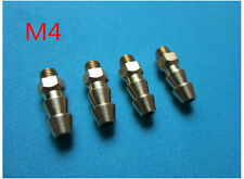 10pcs M4 brass threaded water drain nipples outlets for rc boat 823