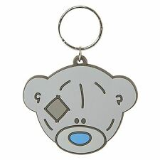 Me to You PVC Bear Head Key Ring Soft Flexible Keys Accessory - Tatty Teddy