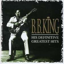 His Definitive Greatest Hits [2 CD] - B.B. King MCA